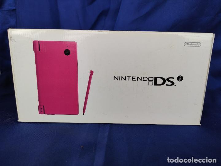Videojuegos y Consolas: Consola Nintendo DSi Pink Rosa Selaed New Sellada Nueva A Estrenar - Foto 2 - 252837065