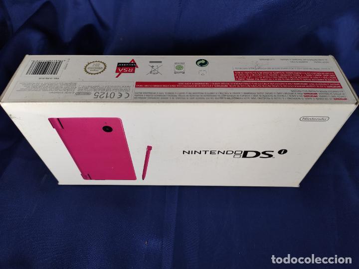 Videojuegos y Consolas: Consola Nintendo DSi Pink Rosa Selaed New Sellada Nueva A Estrenar - Foto 3 - 252837065
