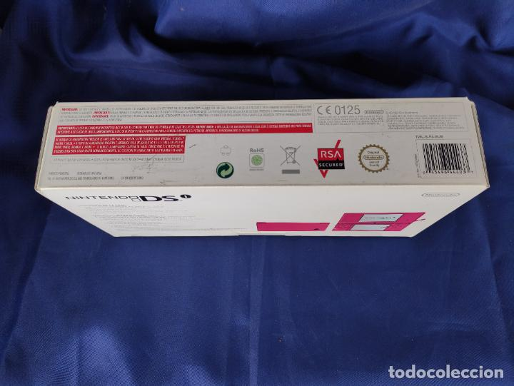 Videojuegos y Consolas: Consola Nintendo DSi Pink Rosa Selaed New Sellada Nueva A Estrenar - Foto 5 - 252837065