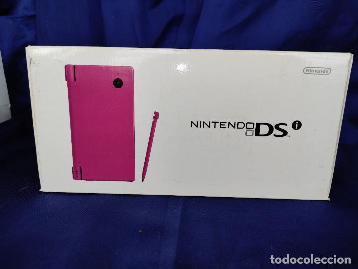 CONSOLA NINTENDO DSI PINK ROSA SELAED NEW SELLADA NUEVA A ESTRENAR (Juguetes - Videojuegos y Consolas - Nintendo - DS)