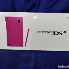 Videojuegos y Consolas: CONSOLA NINTENDO DSI PINK ROSA SELAED NEW SELLADA NUEVA A ESTRENAR. Lote 252837065