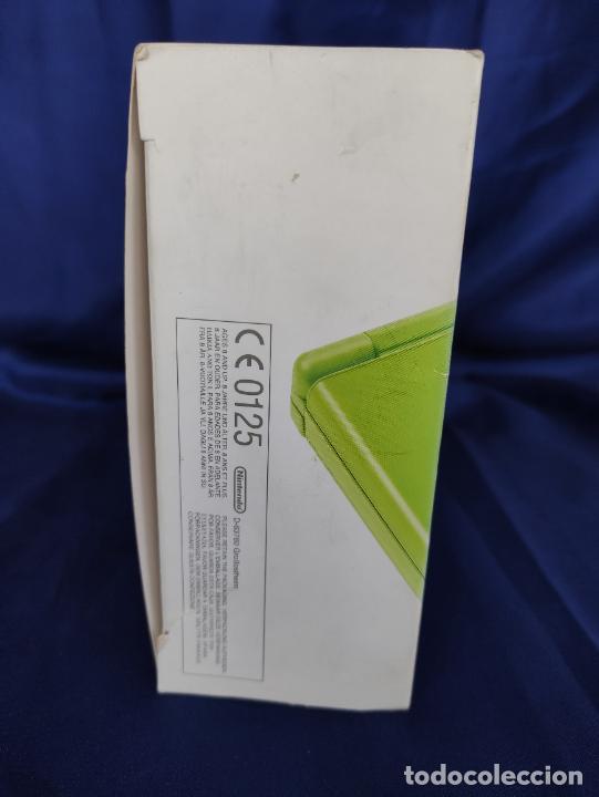Videojuegos y Consolas: Consola Nintendo DS Lite Verde Lima 2008 nuevo a estrenar - Foto 7 - 252838020