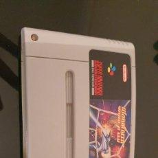 Videojuegos y Consolas: SUPER NINTENDO WARP SPEED. Lote 253316075