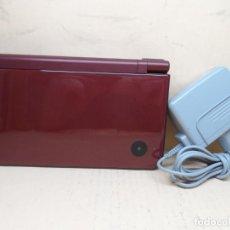 Videojuegos y Consolas: CONSOLA NINTENDO DSI XL BUNGURDY (RED WINE) + CARGADOR. Lote 253701775