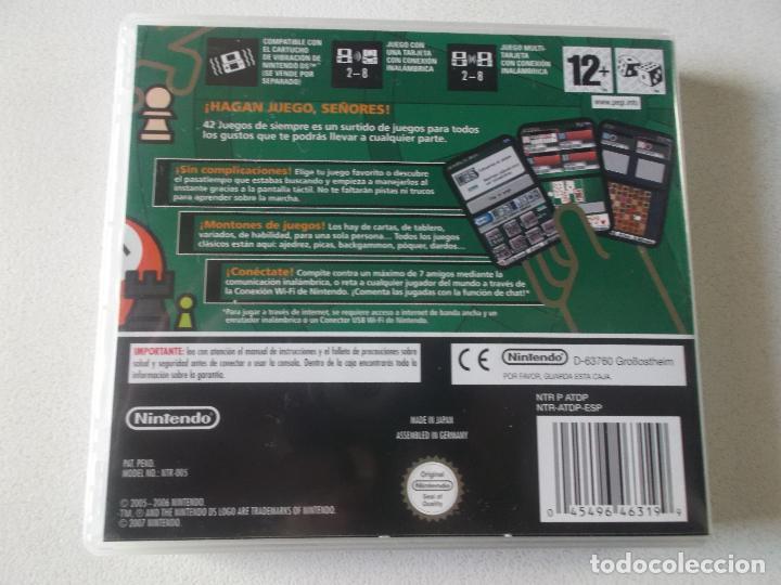 Videojuegos y Consolas: 42 JUEGOS DE SIEMPRE NINTENDO DS NDS KREATEN COMPLETO, CASI NUEVO - Foto 2 - 254168150