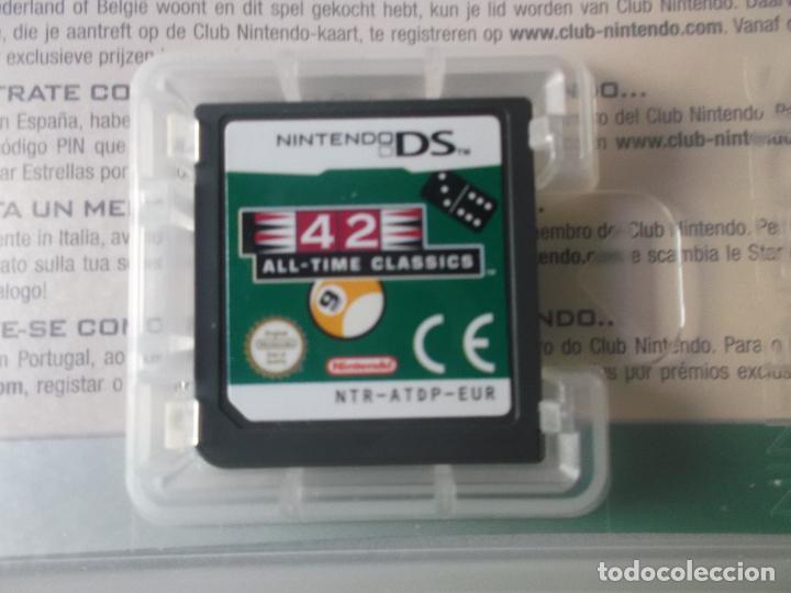 Videojuegos y Consolas: 42 JUEGOS DE SIEMPRE NINTENDO DS NDS KREATEN COMPLETO, CASI NUEVO - Foto 3 - 254168150