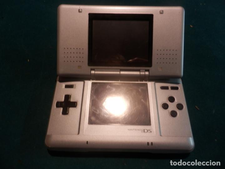 CONSOLA NINTENDO DS - NO SE SI FUNCIONA (Juguetes - Videojuegos y Consolas - Nintendo - DS)