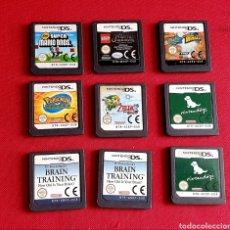 Videojuegos y Consolas: LOTE DE JUEGOS NINTENDO DS. Lote 254523730