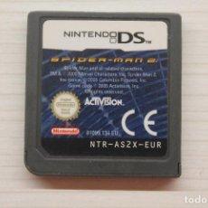 Videojuegos y Consolas: NINTENDO DS, SPIDER-MAN 2, FUNCIONA. Lote 254531105