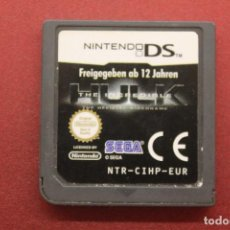 Videojuegos y Consolas: NINTENDO DS, HULK THE INCREDIBLE, FUNCIONA. Lote 254532270