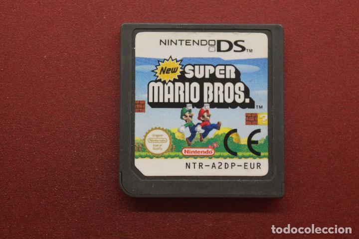 NINTENDO DS, NEW SUPER MARIO BROS, FUNCIONA (Juguetes - Videojuegos y Consolas - Nintendo - DS)