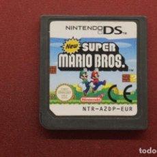Videojuegos y Consolas: NINTENDO DS, NEW SUPER MARIO BROS, FUNCIONA. Lote 254532590