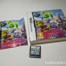 Videojuegos y Consolas: PLANET 51 - EL VIDEOJUEGO ( NINTENDO DS - 3DS - PAL - ESPAÑA). Lote 254788670