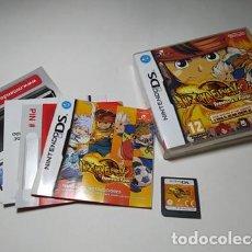 Videojuegos y Consolas: INAZUMA ELEVEN 2 : TORMENTA DE FUEGO ( NINTENDO DS - 3DS - PAL - ESPAÑA) - COMPLETISIMO!. Lote 254789060