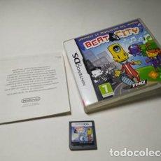 Videojuegos y Consolas: BEAT CITY ( NINTENDO DS - 3DS - PAL - ESPAÑA). Lote 254789385