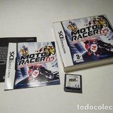 Videojuegos y Consolas: MOTO RACER DS ( NINTENDO DS - 3DS - PAL - ESPAÑA). Lote 254789465