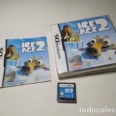 Videojuegos y Consolas: ICE AGE 2 ( NINTENDO DS - 3DS - PAL - ESPAÑA). Lote 254789645
