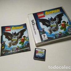Videojuegos y Consolas: LEGO BATMAN - EL VIDEOJUEGO ( NINTENDO DS - 3DS - PAL - ESPAÑA). Lote 254789785