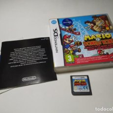 Videojuegos y Consolas: MARIOS VS. DONKEY KONG ! MEGALIO EN MINILANDIA! ( NINTENDO DS - 3DS - PAL - ESPAÑA). Lote 254795360