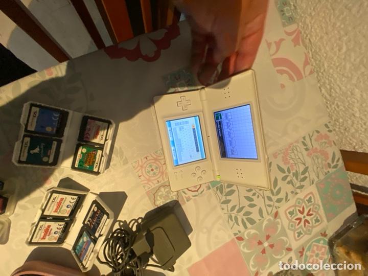 Videojuegos y Consolas: Consola Nintendo DS completa con 8 juegos targetas cargador cartuchera.ver fotos - Foto 2 - 254834275