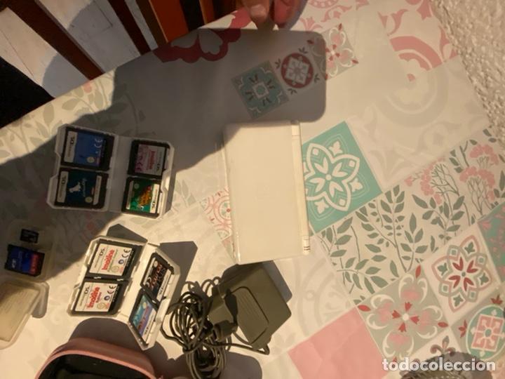 Videojuegos y Consolas: Consola Nintendo DS completa con 8 juegos targetas cargador cartuchera.ver fotos - Foto 3 - 254834275