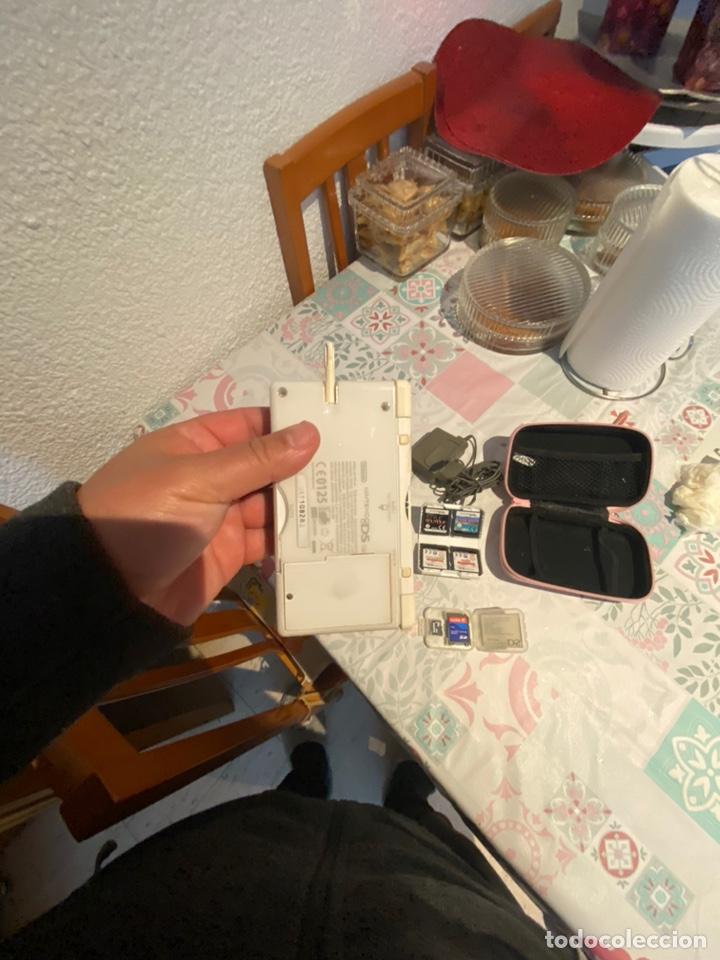 Videojuegos y Consolas: Consola Nintendo DS completa con 8 juegos targetas cargador cartuchera.ver fotos - Foto 5 - 254834275