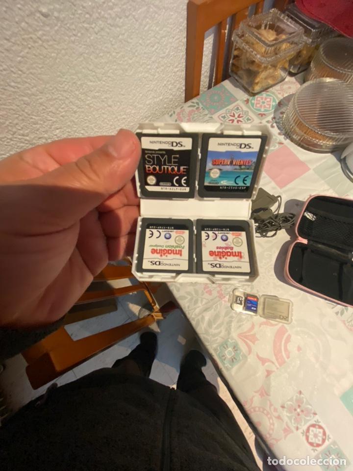 Videojuegos y Consolas: Consola Nintendo DS completa con 8 juegos targetas cargador cartuchera.ver fotos - Foto 8 - 254834275