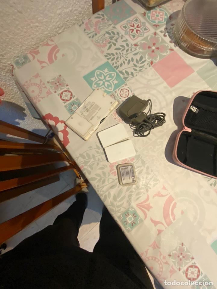 Videojuegos y Consolas: Consola Nintendo DS completa con 8 juegos targetas cargador cartuchera.ver fotos - Foto 11 - 254834275