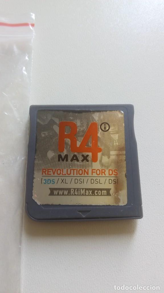FLASHCARD R4I MAX (Juguetes - Videojuegos y Consolas - Nintendo - DS)