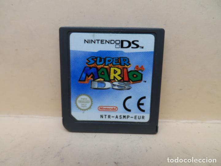 NINTENDO DS SUPER MARIO 64 DS PAL (Juguetes - Videojuegos y Consolas - Nintendo - DS)