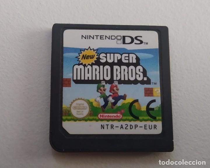 JUEGO PARA NINTENDO DS NEW SUPER MARIO BROS (Juguetes - Videojuegos y Consolas - Nintendo - DS)