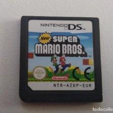 Videojuegos y Consolas: JUEGO PARA NINTENDO DS NEW SUPER MARIO BROS. Lote 255584910