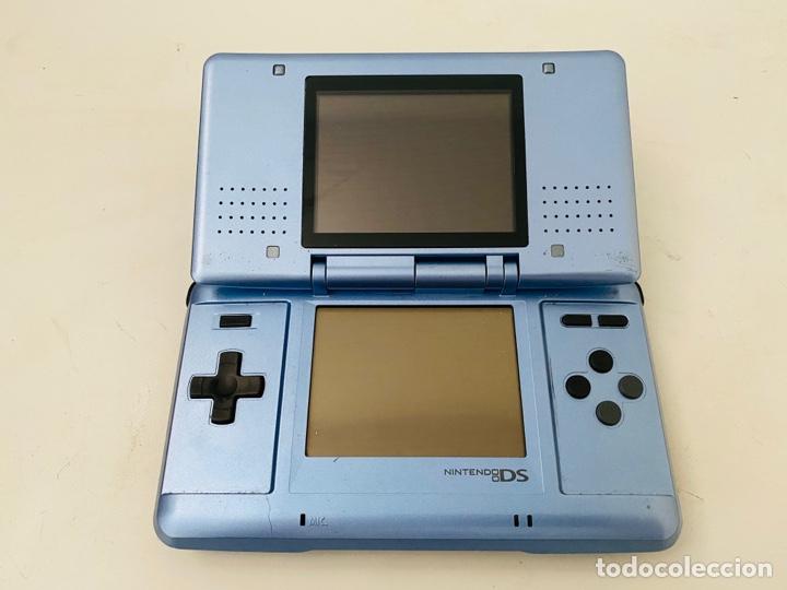 Videojuegos y Consolas: Nintendo DS Blue - Foto 3 - 257264320