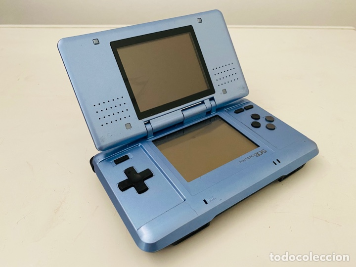 NINTENDO DS BLUE (Juguetes - Videojuegos y Consolas - Nintendo - DS)