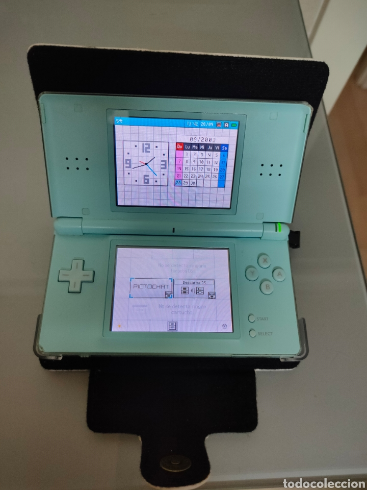 Videojuegos y Consolas: FUNDA NINTENDO DS MARIO&SONIC VANCOUVER 2010 (SÓLO LA FUNDA) - Foto 3 - 257378455