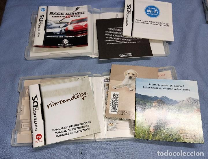 Videojuegos y Consolas: LOTE DE CAJAS CON SUS MANUALES DE INSTRUCCIONES DE NINTENDO DS EN MUY BUEN ESTADO - Foto 5 - 257415975