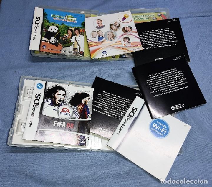 Videojuegos y Consolas: LOTE DE CAJAS CON SUS MANUALES DE INSTRUCCIONES DE NINTENDO DS EN MUY BUEN ESTADO - Foto 6 - 257415975