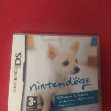 Videojuegos y Consolas: NINTENDOGS. Lote 257418150