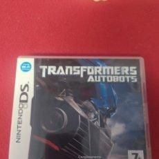 Videojuegos y Consolas: TRANSFORMERS AUTOBOTS. Lote 257418780
