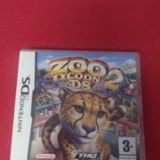 Videojuegos y Consolas: ZOO 2 TYCOON DS. Lote 257423630