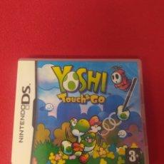 Videojuegos y Consolas: YOSHI TOUCH & GO. Lote 257423980