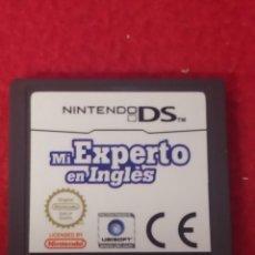 Videojuegos y Consolas: MI EXPERTO EN INGLES. Lote 257585625