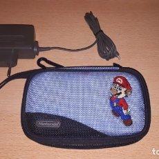 Videojuegos y Consolas: NINTENDO DS LITE BLANCA-CON FUNDA-CARGADOR. Lote 257612820