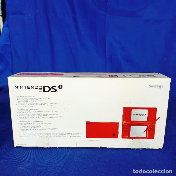 Videojuegos y Consolas: Nintendo DSi Roja Red Nueva A Estrenar - Foto 3 - 257950820