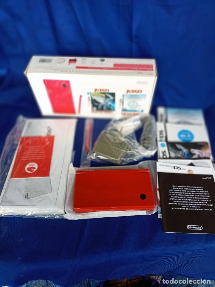 Videojuegos y Consolas: Nintendo DSi Roja Red Nueva A Estrenar - Foto 9 - 257950820