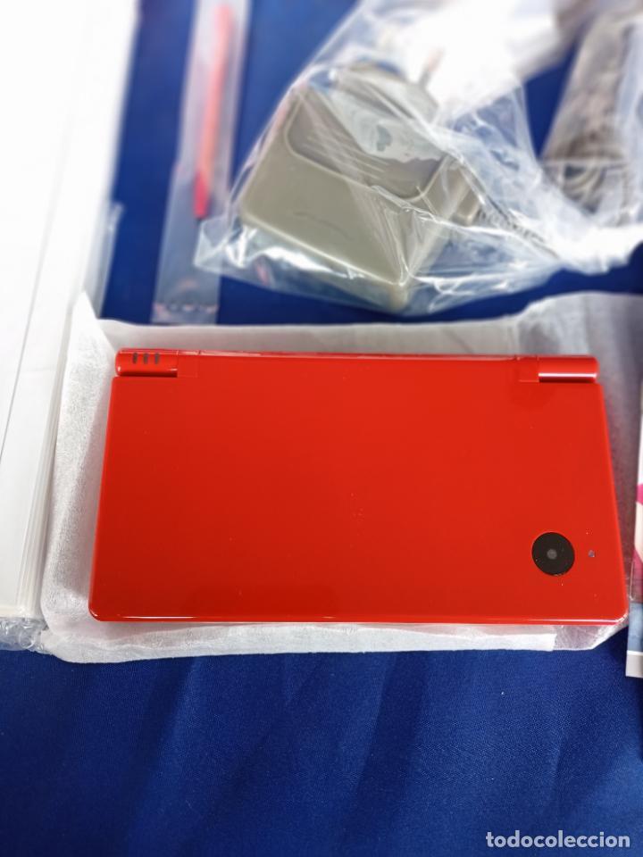 Videojuegos y Consolas: Nintendo DSi Roja Red Nueva A Estrenar - Foto 10 - 257950820