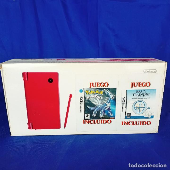 NINTENDO DSI ROJA RED NUEVA A ESTRENAR (Juguetes - Videojuegos y Consolas - Nintendo - DS)
