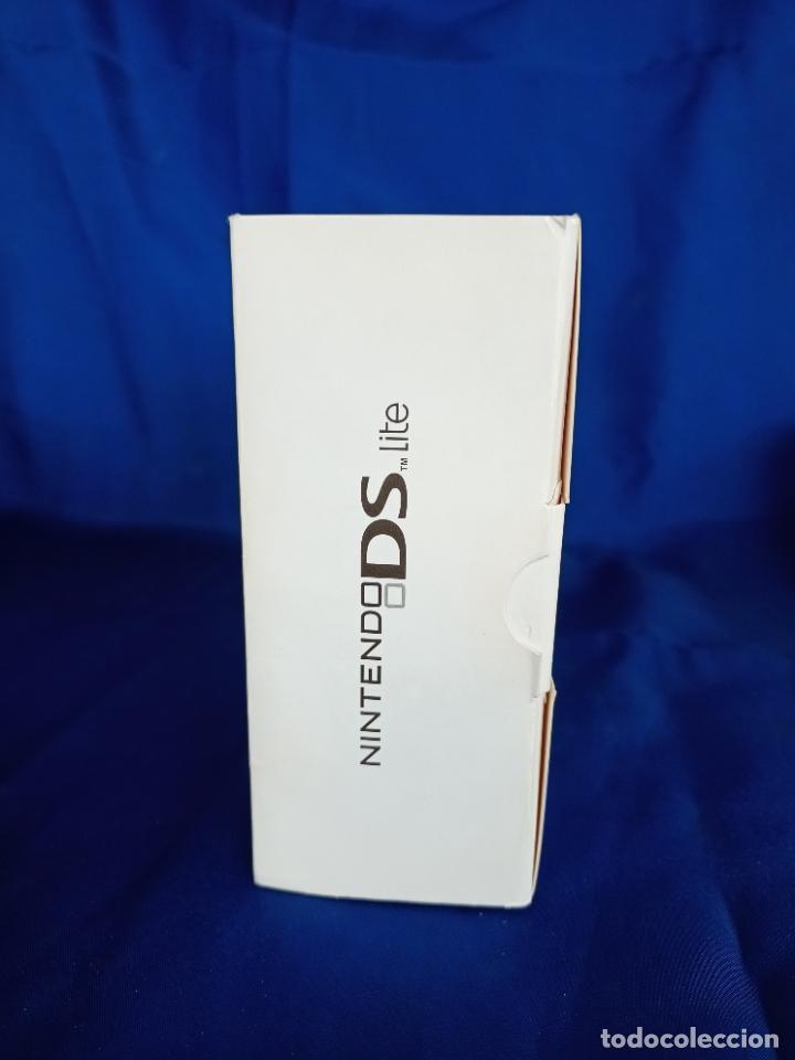 Videojuegos y Consolas: Nintendo DS lite blanca white nueva a estrenar new - Foto 2 - 257951090