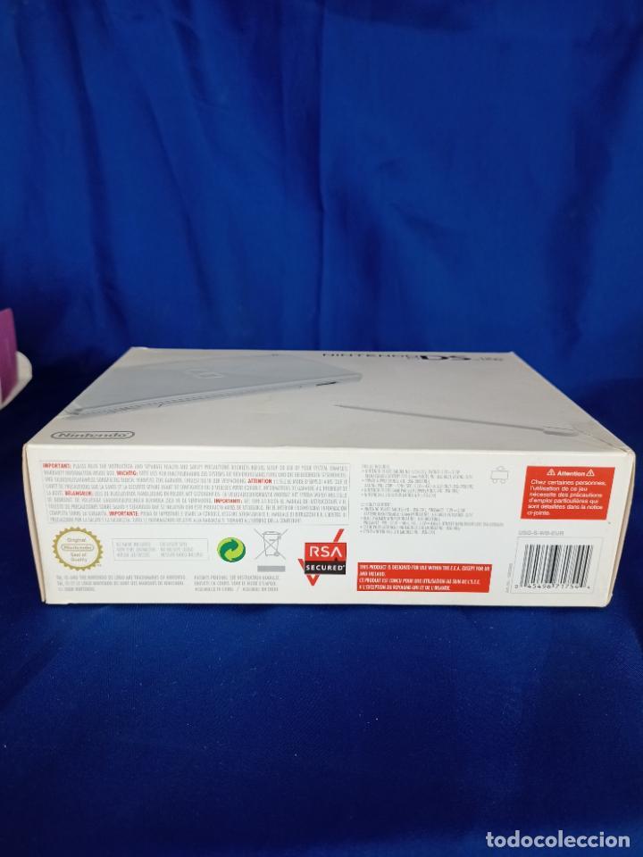 Videojuegos y Consolas: Nintendo DS lite blanca white nueva a estrenar new - Foto 6 - 257951090