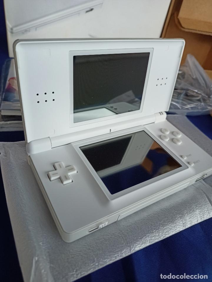 Videojuegos y Consolas: Nintendo DS lite blanca white nueva a estrenar new - Foto 11 - 257951090